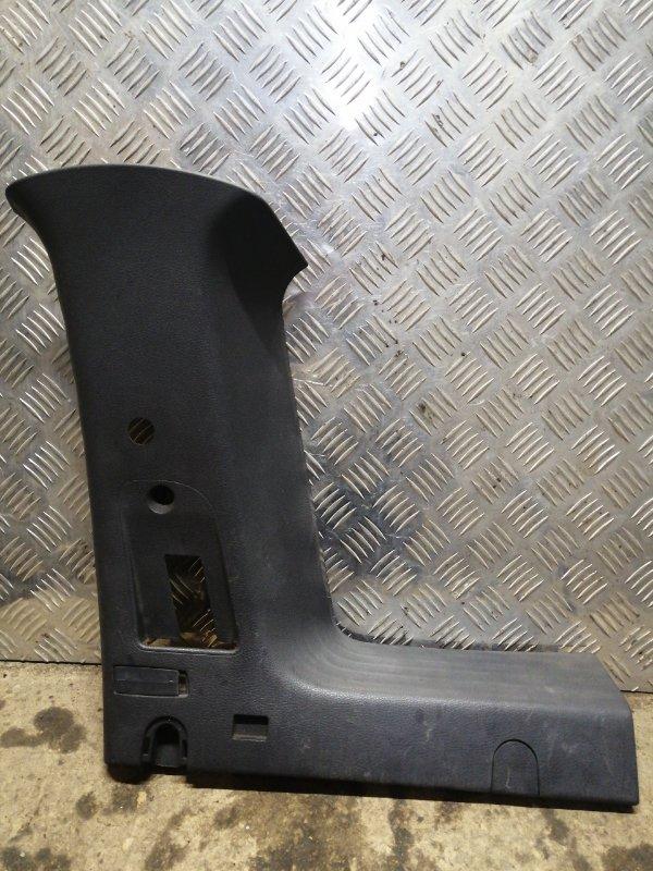 Обшивка стойки Lada Largus K7M 2013 задняя правая (б/у)