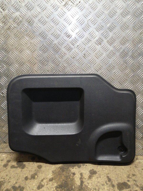 Обшивка двери Lada Largus K7M 2013 задняя левая (б/у)