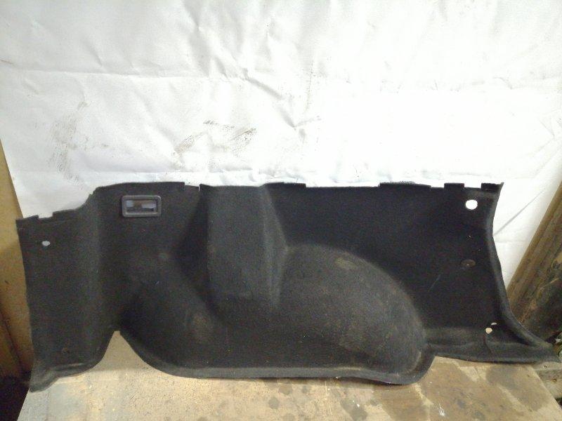 Обшивка багажника боковая Lada Largus K7M 2013 задняя левая (б/у)