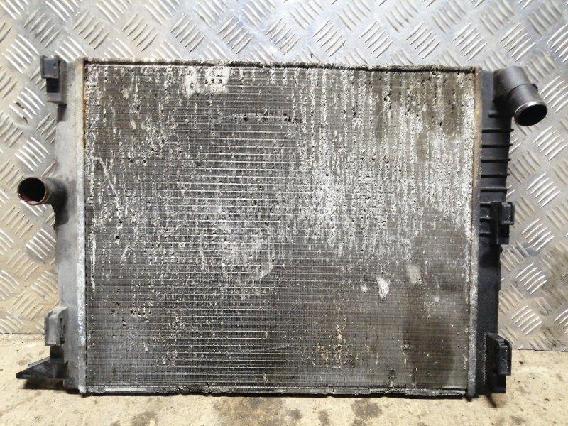 Радиатор охлаждения Lada Largus K7M 2013 (б/у)