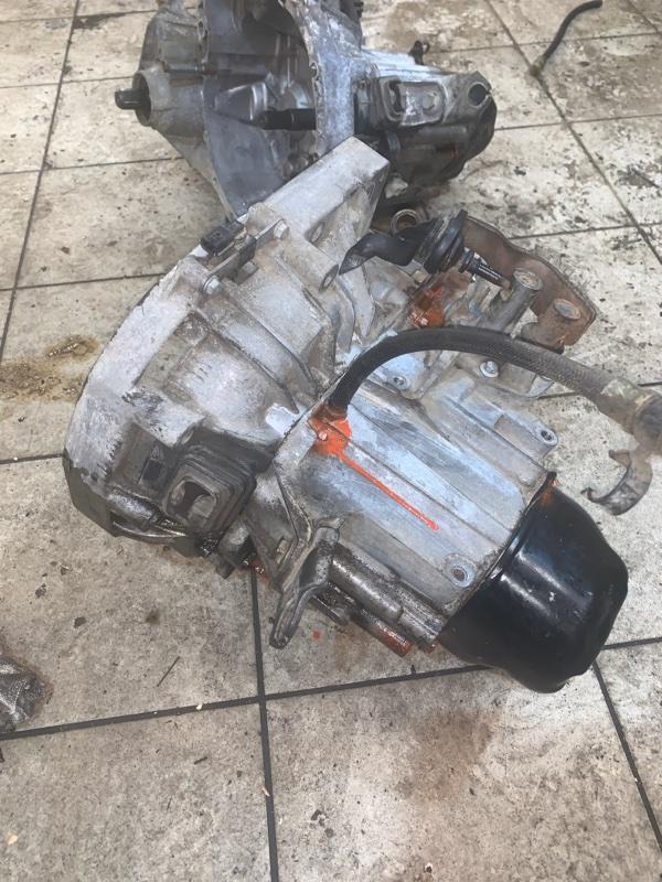 Механическая коробка передач Renault Logan 2 L8 K7M 2014 (б/у)