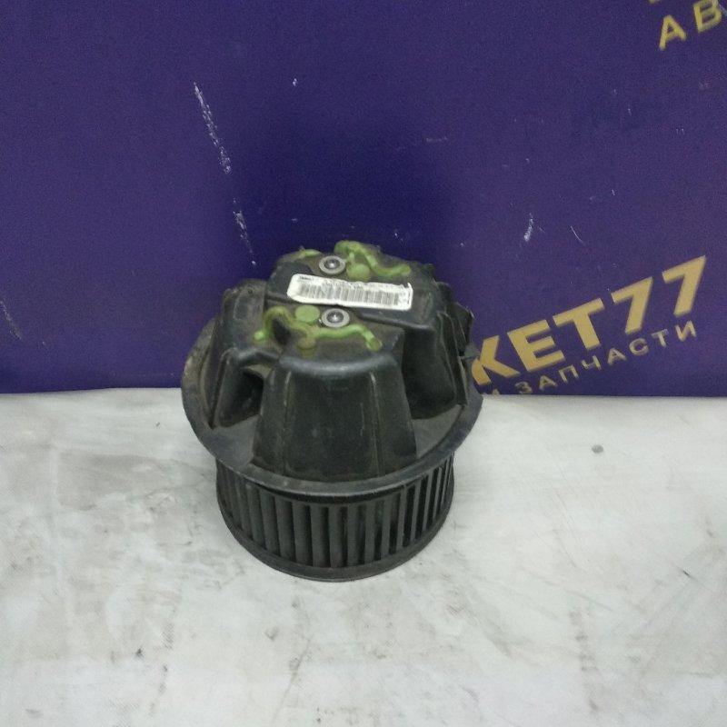 Моторчик отопителя (печки) Nissan Almera G15 2012 (б/у)