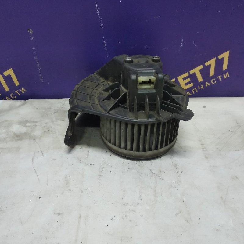 Моторчик отопителя (печки) Renault Kangoo 2 2008 (б/у)