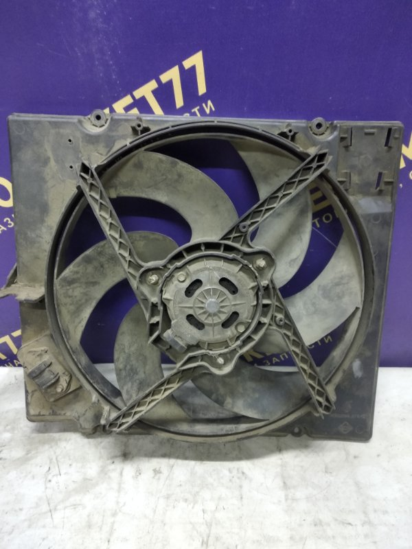 Диффузор с вентилятором (б/у)