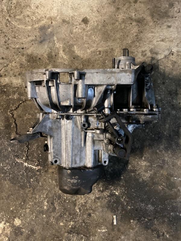 Механическая коробка передач Renault Logan 1 SR K7J 2004 (б/у)