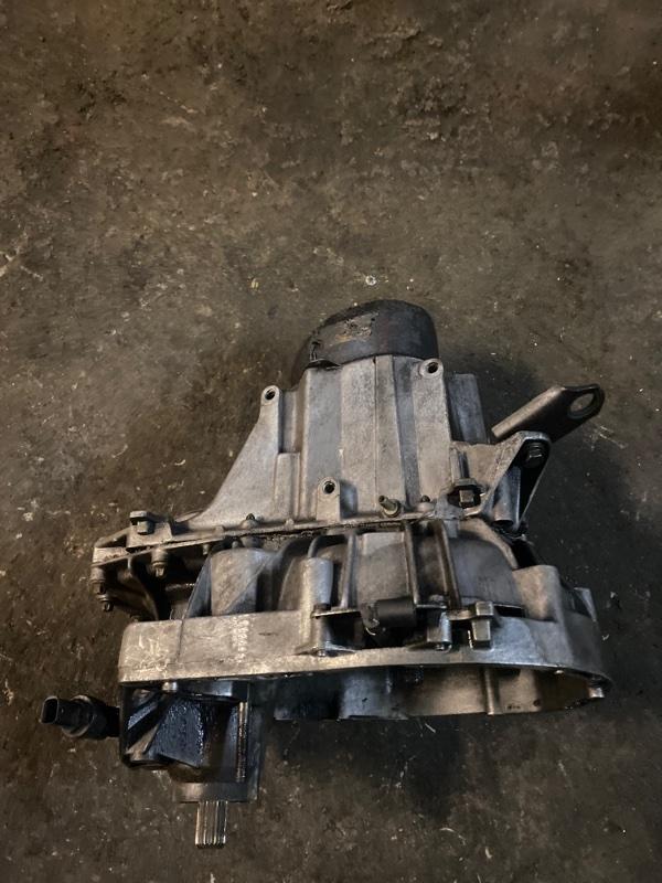 Механическая коробка передач Renault Kangoo 1 K7J 1997 (б/у)