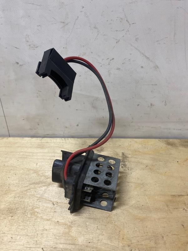 Резистор печки Renault Kangoo 1 K7J 2008 (б/у)