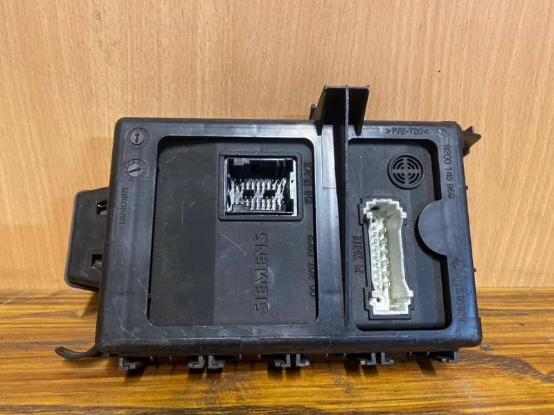 Блок комфорта Renault Symbol 1 K7J 1998 (б/у)