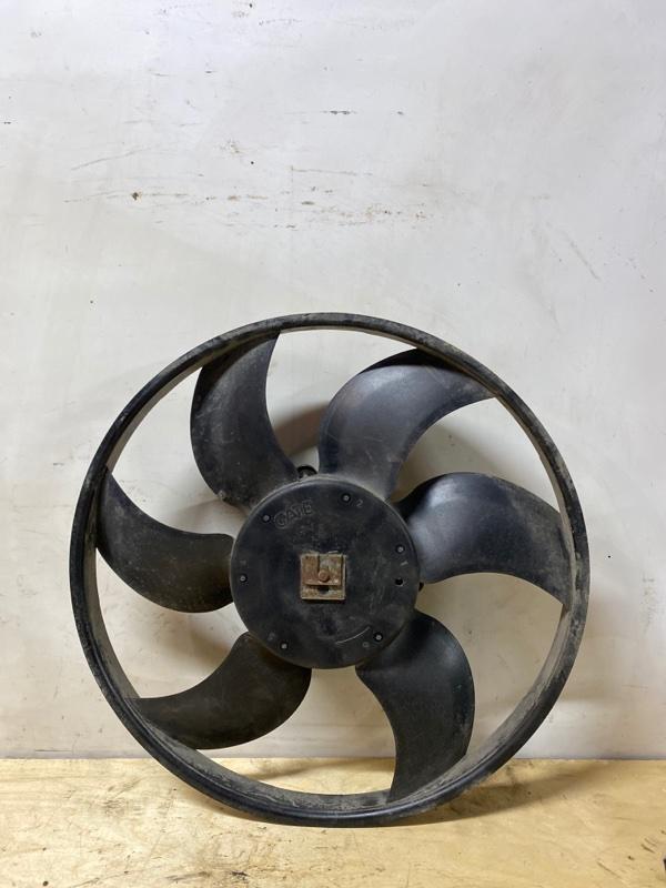 Вентилятор радиатора Nissan Almera G15 K4M 2012 (б/у)