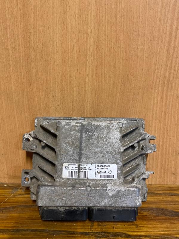Блок управления двигателем (эбу) Renault Logan 1 K7J 2009 (б/у)