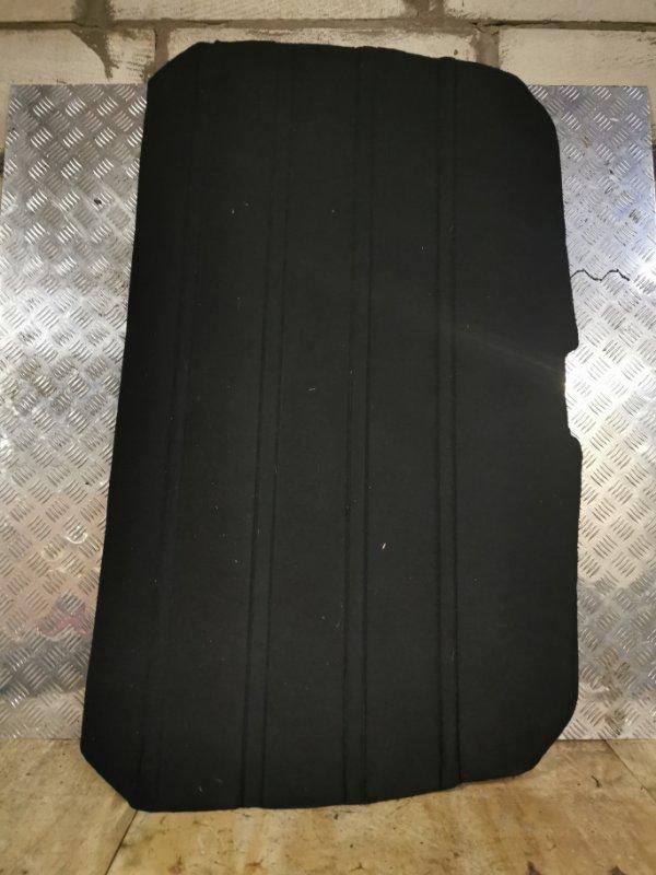 Полка багажника Peugeot 307 УНЕВЕРСАЛ 1.6 109 Л.С 2004 задняя (б/у)