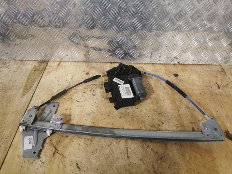 Электростеклоподъемник Peugeot 307 УНЕВЕРСАЛ 1.6 109 Л.С 2004 передний правый (б/у)
