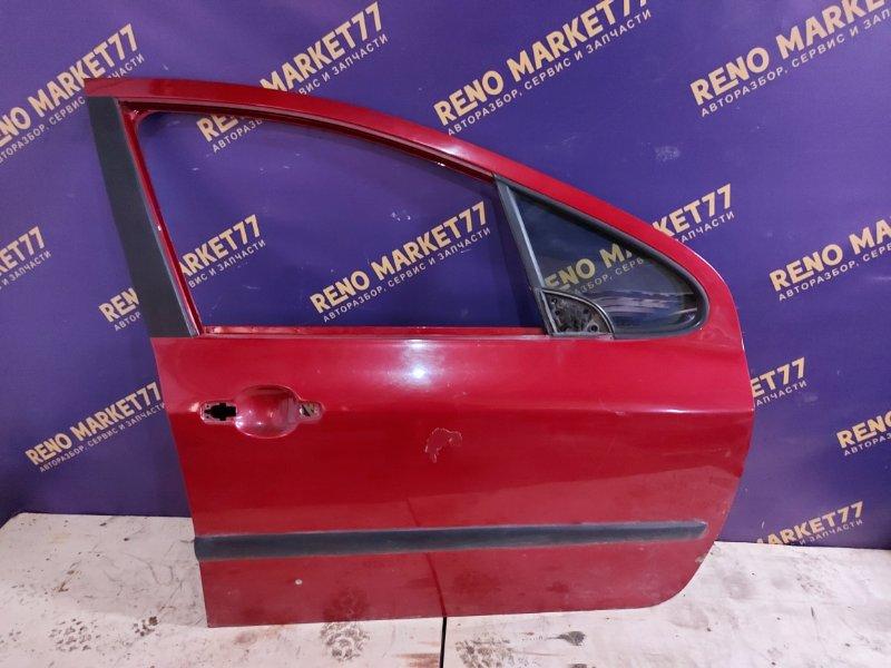 Дверь Peugeot 307 УНЕВЕРСАЛ 1.6 109 Л.С 2004 передняя правая (б/у)