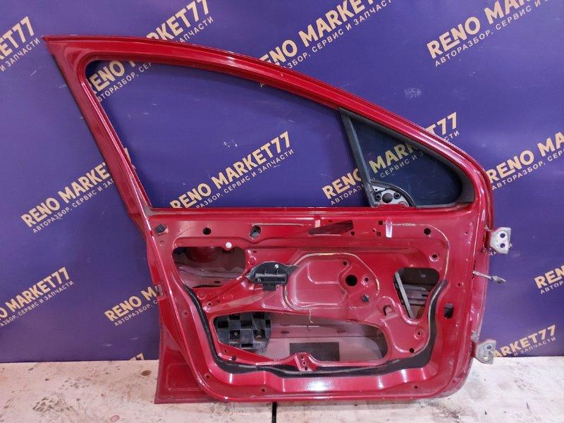 Дверь Peugeot 307 УНЕВЕРСАЛ 1.6 109 Л.С 2004 передняя левая (б/у)
