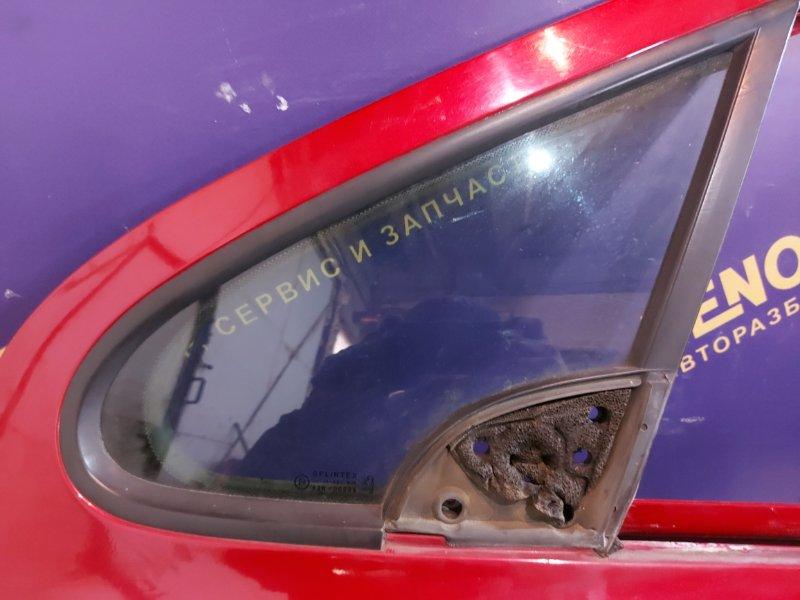 Стекло двери Peugeot 307 УНЕВЕРСАЛ 1.6 109 Л.С 2004 переднее левое (б/у)