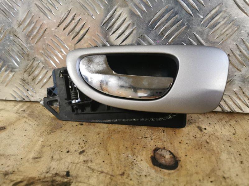 Ручка двери внутренняя Peugeot 307 УНЕВЕРСАЛ 1.6 109 Л.С 2004 задняя левая (б/у)