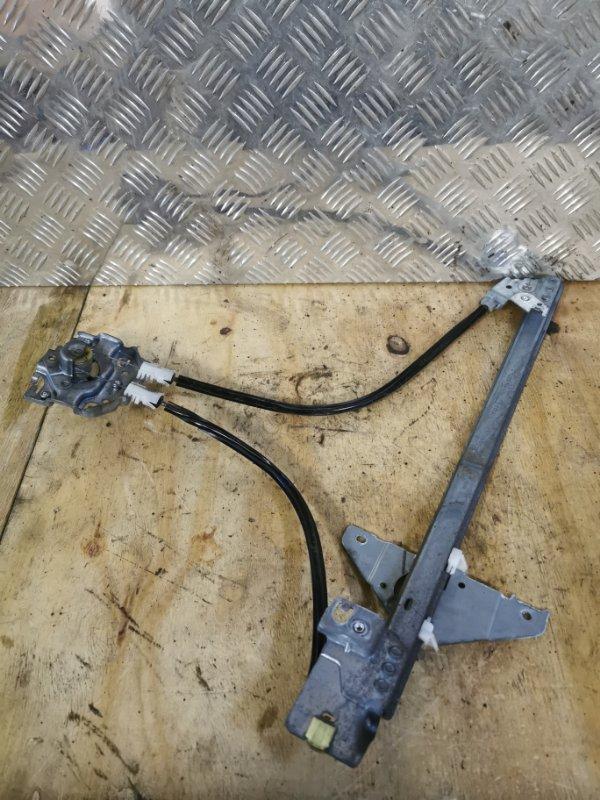 Стеклоподъемник Peugeot 307 УНЕВЕРСАЛ 1.6 109 Л.С 2004 задний левый (б/у)
