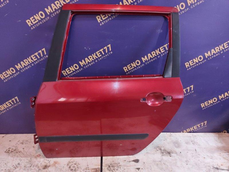 Дверь Peugeot 307 УНЕВЕРСАЛ 1.6 109 Л.С 2004 задняя левая (б/у)