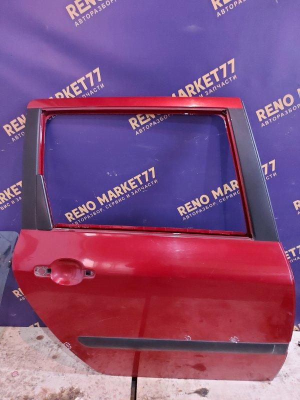 Дверь Peugeot 307 УНЕВЕРСАЛ 1.6 109 Л.С 2004 задняя правая (б/у)