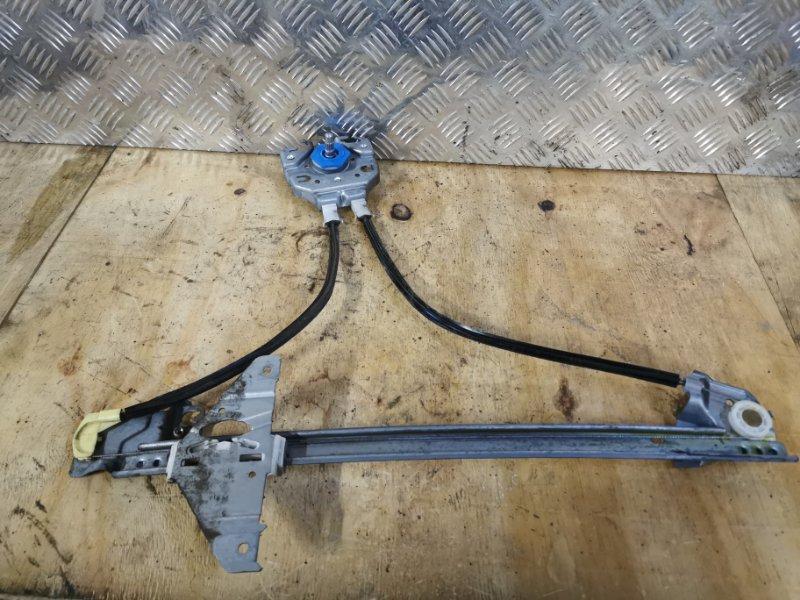 Стеклоподъемник Peugeot 307 УНЕВЕРСАЛ 1.6 109 Л.С 2004 задний правый (б/у)