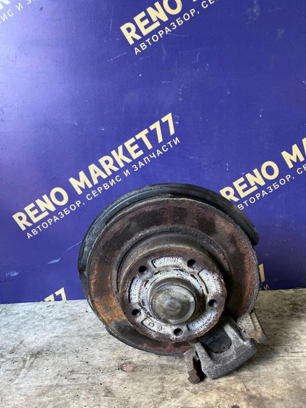 Цапфа Renault Megane 3 KZ0U K4M838 2013 задняя левая (б/у)