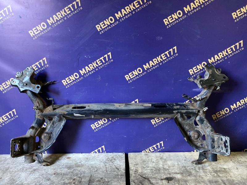 Балка задняя Renault Megane 3 KZ0U K4M838 2013 (б/у)