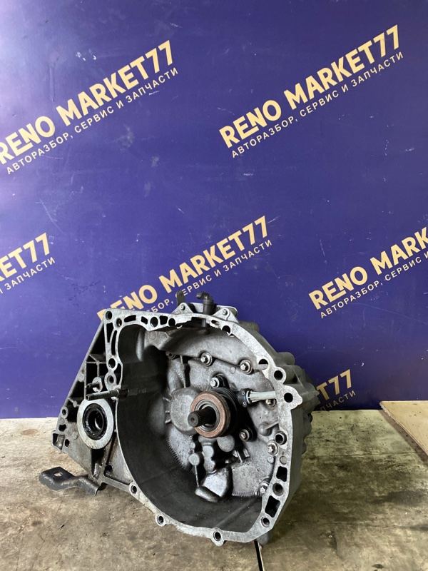 Механическая коробка передач Renault Megane 3 KZ0U K4M838 2013 (б/у)