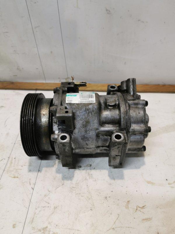Компрессор кондиционера Renault Sandero 1 K7J A710 2011 (б/у)