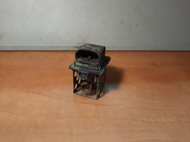 Резистор печки Renault Fluence 2012 (б/у)