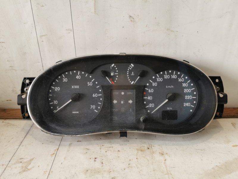 Панель приборов Renault Clio 1 LB0C K7J700 2000 передний (б/у)
