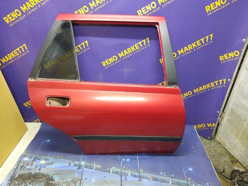 Дверь Peugeot 406 1998 задняя правая (б/у)