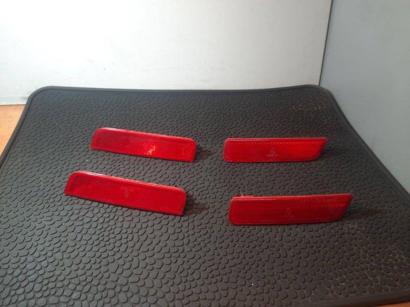 Катафот бампера Renault Duster 2010 задний правый (б/у)