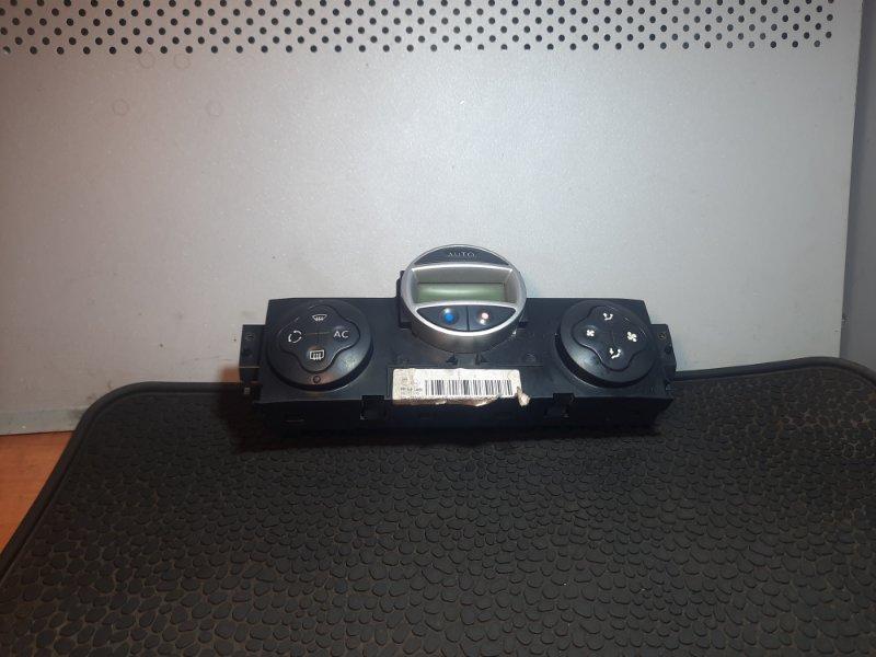 Блок управления климат-контролем Renault Megane 2 2005 (б/у)
