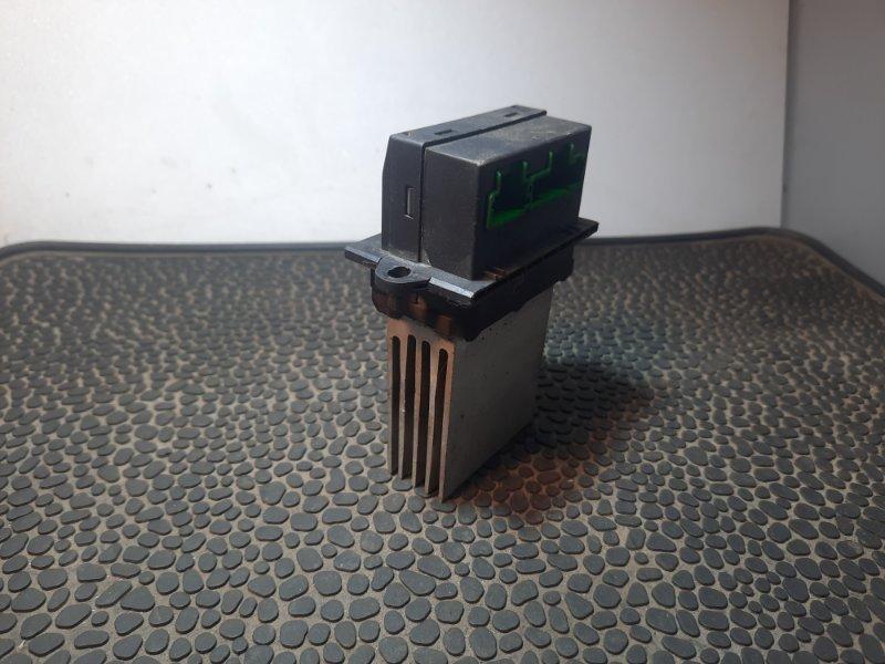 Резистор отопителя Renault Megane 2 2002 (б/у)