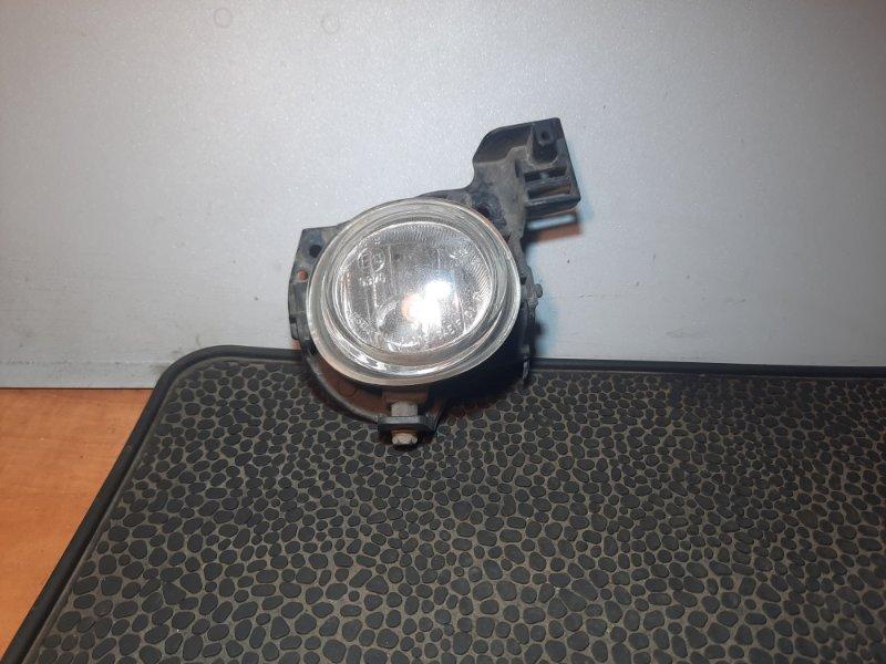 Фара противотуманная (птф) Mazda Mpv 2002 передняя правая (б/у)