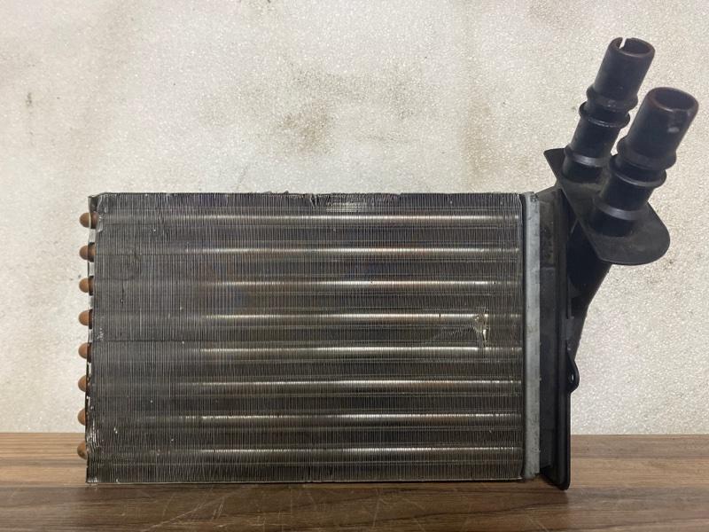 Радиатор печки Renault Symbol 1 K4J 1999 (б/у)