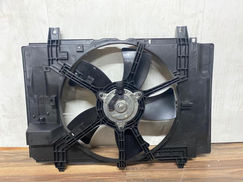 Диффузор с вентилятором Nissan Tiida C11 (б/у)