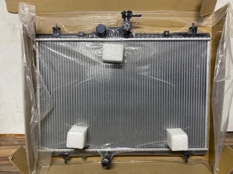 Радиатор охлаждения Renault Koleos 1 2.0 F4R 2008 (б/у)