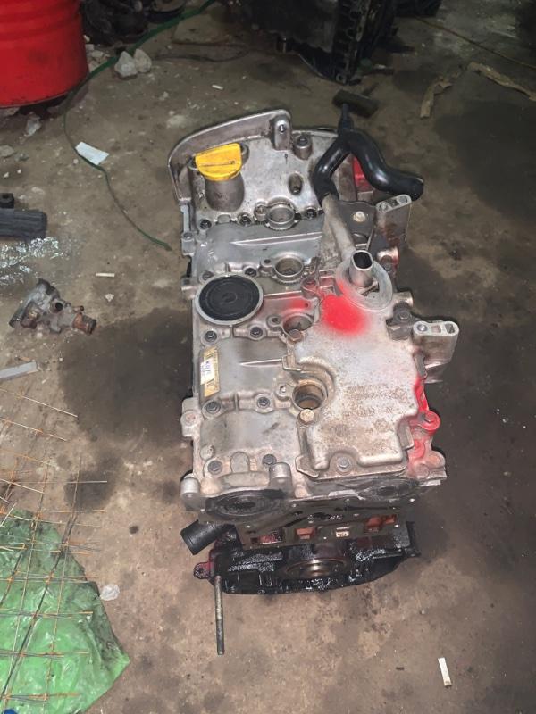 Двигатель Lada Largus R90 K4M 2012 (б/у)