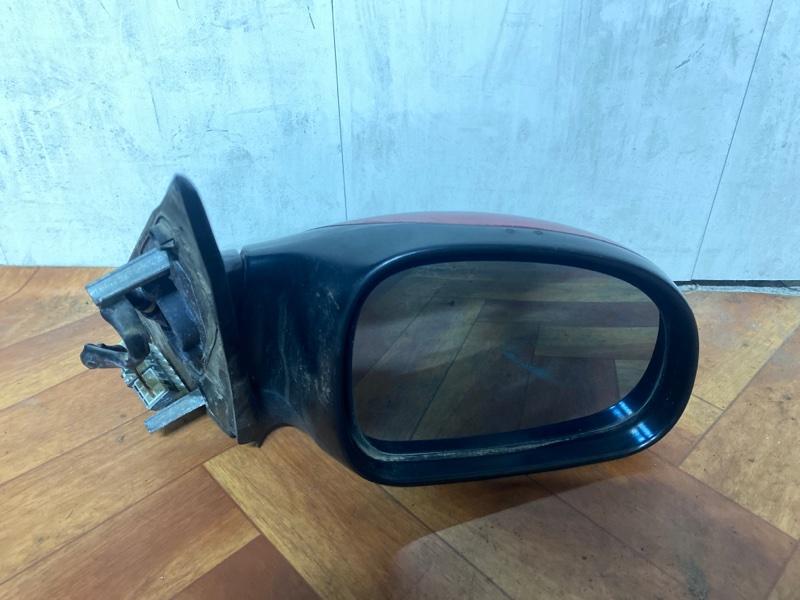 Зеркало Peugeot 406 1998 переднее правое (б/у)