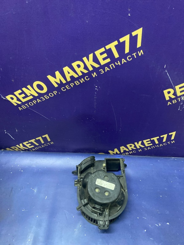 Моторчик отопителя (печки) Renault Symbol 1 K7J 1999 (б/у)