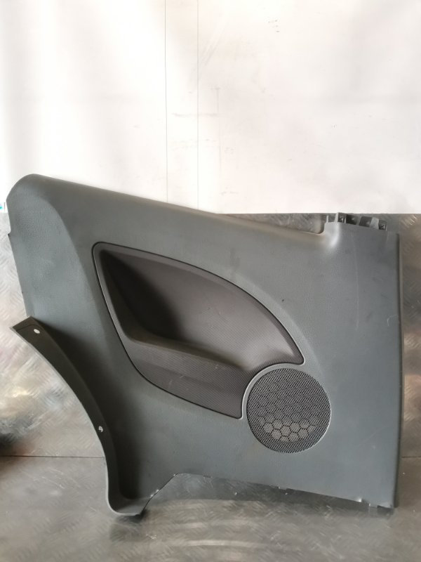 Обшивка салона Seat Ibiza\st КУПЕ CGPA 1.2 2009 задняя левая (б/у)