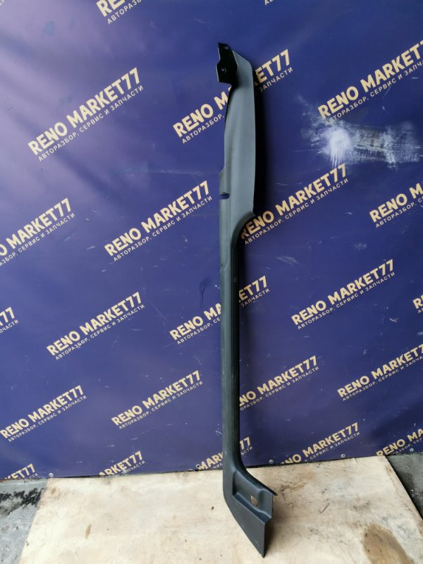 Накладка порога (внутренняя) Seat Ibiza\st КУПЕ CGPA 1.2 2009 правая (б/у)