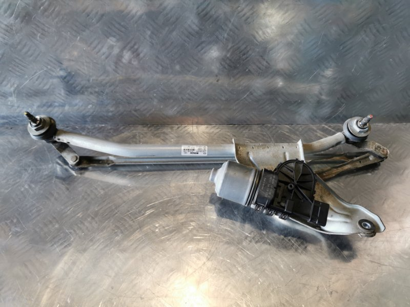 Трапеция стеклоочистителей Renault Sandero 1 ХЭТЧБЭК K7J 710 2012 (б/у)