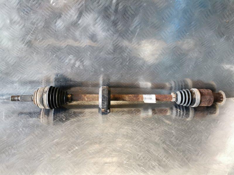 Привод Renault Sandero 1 ХЭТЧБЭК K7J 710 2012 передний правый (б/у)