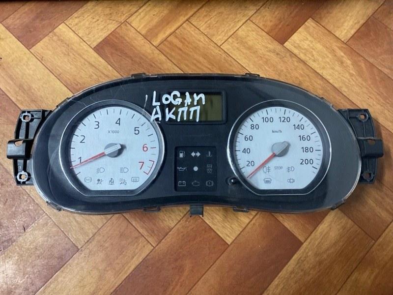 Панель приборов Renault Logan 1 2011 (б/у)