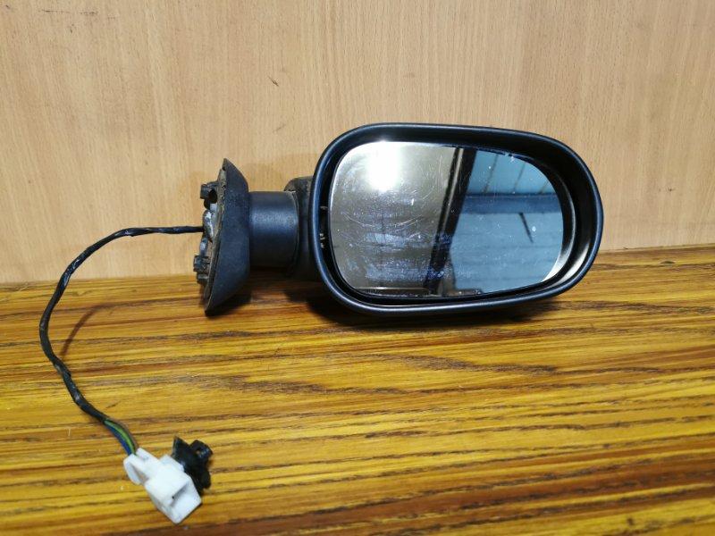 Зеркало в сборе Renault Logan 1 СЕДАН K7M710 2007 правое (б/у)