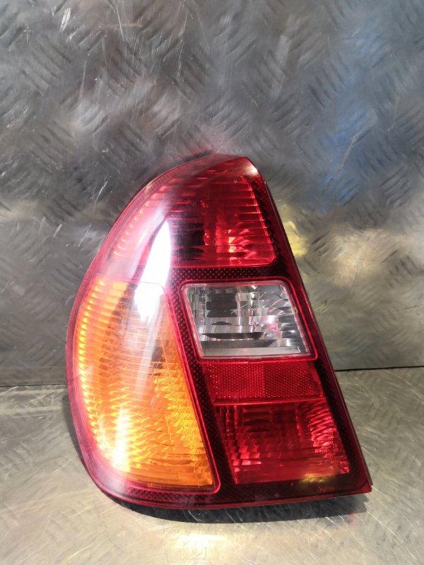 Фонарь Renault Symbol 1 задний левый (б/у)