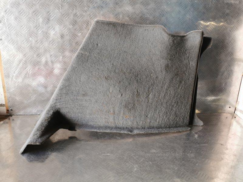 Обшивка багажника Peugeot 406 1998 правая (б/у)