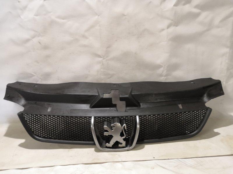 Решетка радиатора Peugeot 406 1998 (б/у)